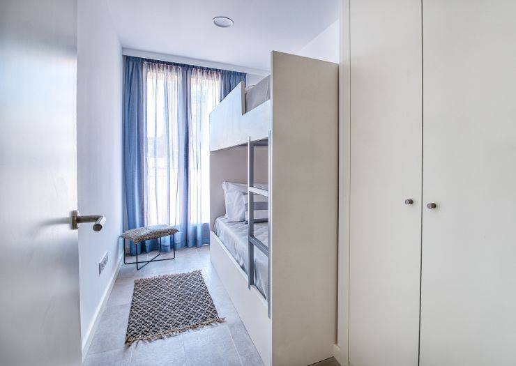 Apt 4/6 bed (2 bedrooms)  cambrils chic apartments