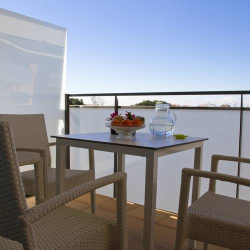 Terrace santa susanna chic apartments