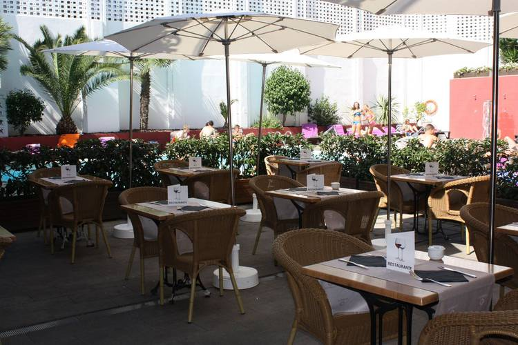 Restaurant ALEGRIA Plaza Paris  Lloret de mar