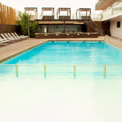 Swimming pool alegria sun village  lloret de mar