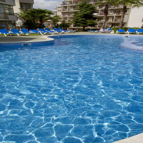Swimming pool alegria bolero apartments  lloret de mar