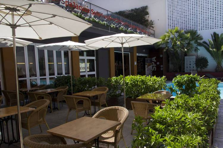 Bar ALEGRIA Plaza Paris  Lloret de mar