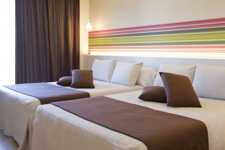 Junior Suite ALEGRIA Plaza Paris  Lloret de mar