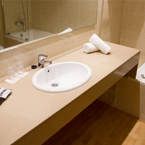 Standard room alegria plaza paris  lloret de mar