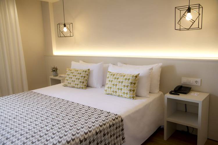 Double room ALEGRIA Plaza Paris  Lloret de mar