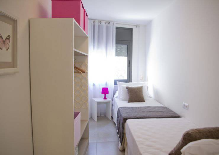 Duplex 3 rooms alegria chic apartments  santa susanna