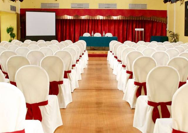 Meeting rooms (€) portomagno hotel aguadulce