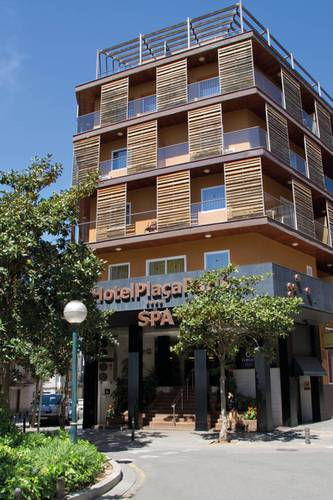 Outdoors ALEGRIA Plaza Paris  Lloret de mar