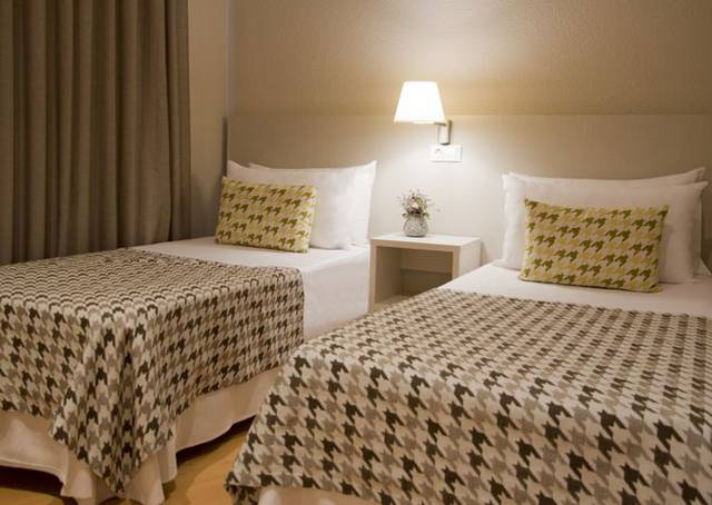 FAMILY ROOMS ALEGRIA Plaza Paris  Lloret de mar