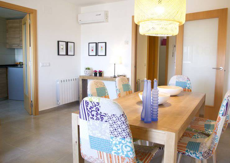 3 rooms apartment alegria chic apartments  santa susanna